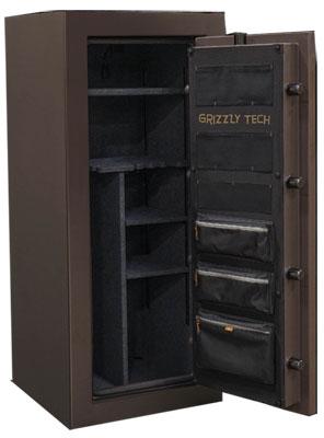 Grizzly Tech Safes